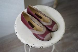 靴 オーダー パンプス